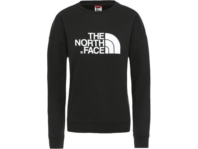 The North Face Drew Peak Crew sweatshirt Damer, sort